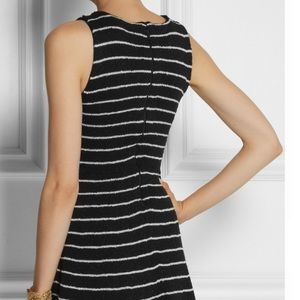 8145ad650bf Alice + Olivia Dresses - Alice+Olivia Monah Pinstripe Sweater Dress small